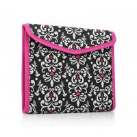 Quality Customized Womens Neoprene Nook tablet Sleeve cover bag with full color printing for sale