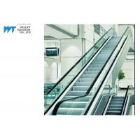 Little Space Automatic Outdoor Escalator Anti Rusting One Way Traffic Inclination 35° Manufactures