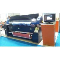 Quality Dx7 Heads Dye Sublimation Textile Printer 1.8m Print On Transfer Paper And Textile Directly for sale