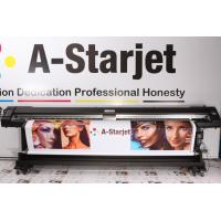 Flex banner printer in eco-solvent ink with 2 pcs Epson DX7 printhead Manufactures