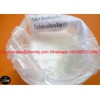 CAS 434-05-9 99% Purity White Legal Anabolic Steroids Methenolone Acetate / Primonabol Manufactures