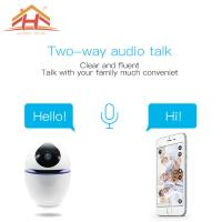 Quality Video Surveillance Wireless Home Security Camera Systems With Mini Battery for sale
