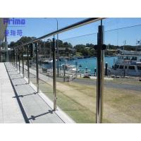 High End Quality Satin Finish Stainless Steel Post Railing Manufactures