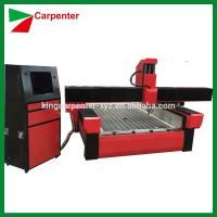 cnc machine 4 axis wood KC1325RH cnc milling machine 4 axis with the spindle can rotary 180 degree