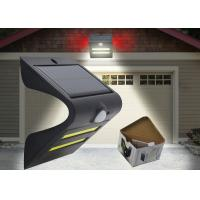 Durable Solar Panel Motion Detector Light , Led Outdoor Solar Security Light With Motion Sensor Manufactures