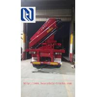 XCMG Brand Truck Crane, Lifting Capacity 60T Telescopic Boom Crane Equipped on Stock Manufactures