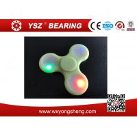 Colorful LED Light  Hand Spinner Fidget Toy For Adults High Qualtiy Manufactures