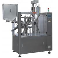 High Speed Tube Filling Sealing Machine 75 / Min / Max 2.5 X 1.2 X 2.4M Size Manufactures