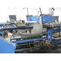 Single Wall COD Plastic Pipe Extrution Line For PVC , PP , PE Manufactures