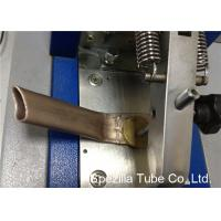 Condensers Copper Nickel Tube Cupro Nickel 70 30 ASME SB111 Cold Drawn Seamless Tubing Manufactures