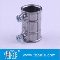 Electrical Conduit And Fittings Set Screw Aluminum Die Cast EMT Couplings Manufactures