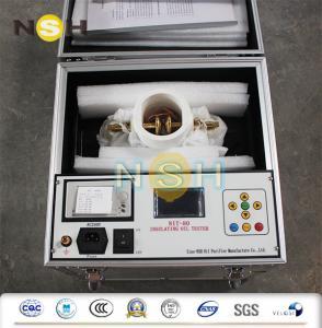 80KV / 100KV Insulating Oil Testing Equipment Transformer Oil BDV Tester Manufactures