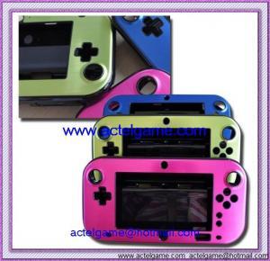 Wii U Plastic Aluminium Case Nintendo Wii game accessory Manufactures