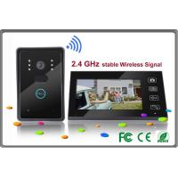 China  7 inch LCD smart home Automation systems water proof video intercom on sale