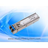 155M 1310nm SFP transceiver module over 1 single mode fiber to 20KM Manufactures