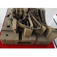 China OEM Available Resin Sand Casting 3D Printing Parts For Construction Machinery on sale