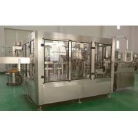 3000 - 2000 BPH Drinking Water Filling Machine 3 In 1 Washing Filling And Capping Machine Manufactures