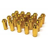 Custom Universal Car Racing Lug Nuts 50mm Length , Auto Hub Nuts Manufactures