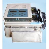 Dual large LCD ion cleanse detox foot spa with Remote infrared for adjust the wet result Manufactures