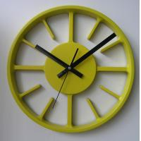 Hot Product With Unique Design Plastic Wall Clock G 0801