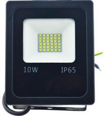 1500 Lumens 10 Watt Outdoor LED Flood Lighting Ultra Slim Die Casting Aluminum Manufactures