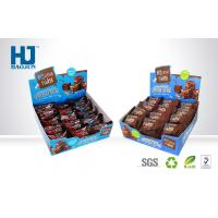 Buy cheap Custom Structure Counter Display Boxes For Chocolate / Candy Promotion from wholesalers