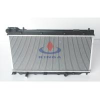 Auto / Car Aluminum Replacement Radiator For Honda FIT GD1 OEM 19010-RMN-W01 Manufactures
