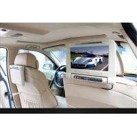 Quality Active Headrest DVD Player Touch Screen  True Color support iPhone for sale