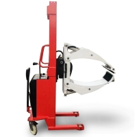 China Compact 1600mm 200kg Paper Roll Stacker Movers Gripper on sale
