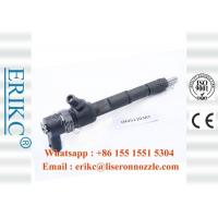 ERIKC 0 445 110 367 fuel diesel injector 0445110367 bosch auto engine parts injection 0445 110 367 Manufactures