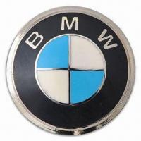 BMW Logo Pins, Made of Copper Material, with Standard Butterfly Clutch at Back Manufactures