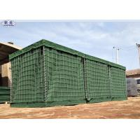 Quality Galvanized Q195 Low Carbon Wire Hesco Flood Barriers For Military Uniforms for sale