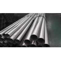 ERW Welded Stainless Steel Pipe 304 316 316L Inox Square / Rectangular Tubes Manufactures