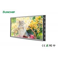 China Touch Screen Open Frame LCD Display , Sunlight Readable LCD Monitor on sale