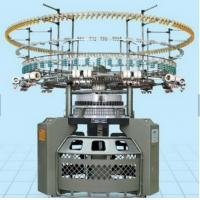 High Production Auto Striper Circular Knitting Machine Durable With Tight Construction Manufactures