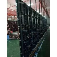 Buy cheap Light Structure Indoor Full Color Led Display , Led Stage Curtain Screen 1R1G1B from wholesalers