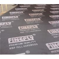 China BROWN WBP film faced plywood on sale