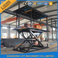 Hydraulic Portable Automated Car Parking System Manufactures