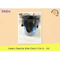 China 27 ltrs LDPE Kitchen Tidy Liners Refuse Office Bin Liners Recyclable on sale
