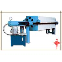 Hydraulic Compact Filter Press(Series 800) Manufactures