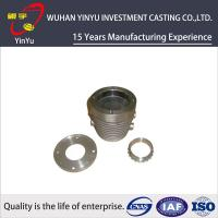 China Silica Sol Lost Wax Investment Casting For Stainless Steel Wear Resistant on sale