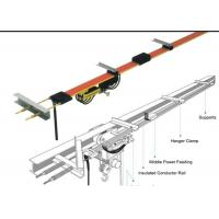 CE / CCC High Tro Reel 4 Pole Seamless Copper Conductor Rail For Crane Manufactures