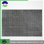 China 80 / 80kN Black Dewatering Woven Monofilament Geotextile High - Tenacity wholesale