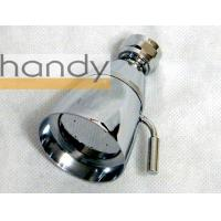 Contemporary Brass Wall Mount Sink Faucet Mixer Taps with Three Holes Manufactures