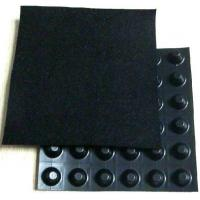 HDPE drainage board in China Manufactures