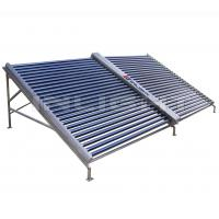 China Heat Pipe Vacuum Tube Solar Collector For Industrial Use , Pool Heating Water on sale