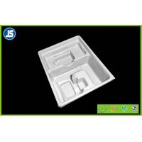 PS ESD white tray best factory price for electronic Manufactures