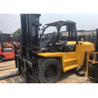 China TOYOTA FD100 Japan Second Hand Forklifts 2660x1225x2140mm Overall Dimensions on sale