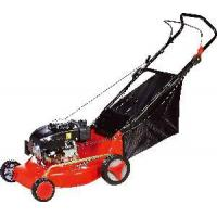 118-139cc Gasoline Lawn Mower with Cutting Width of 457mm and Hand Pull Manufactures