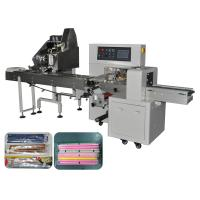 Automatic counting feeding pen pencil packing machine wrapping machine
